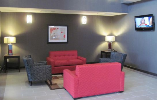 Hol hotelowy Best Western Plus Austin Airport Inn & Suites