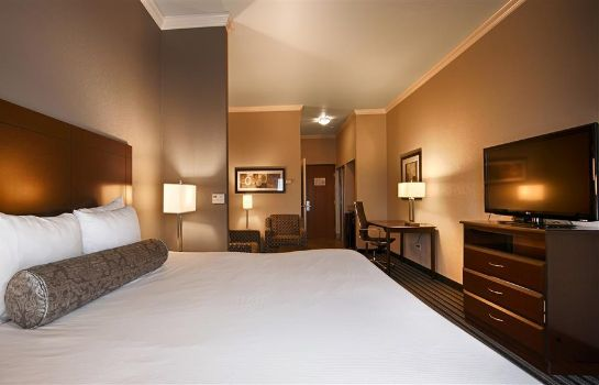Chambre BEST WESTERN PLUS AUSTIN AIRPO