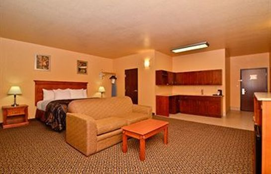 Standardzimmer HiWay Inn Express of Broken Bow
