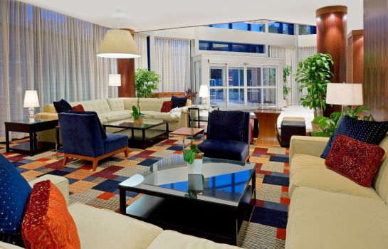 Hotelhalle Four Points by Sheraton Long Island City/Queensboro Bridge