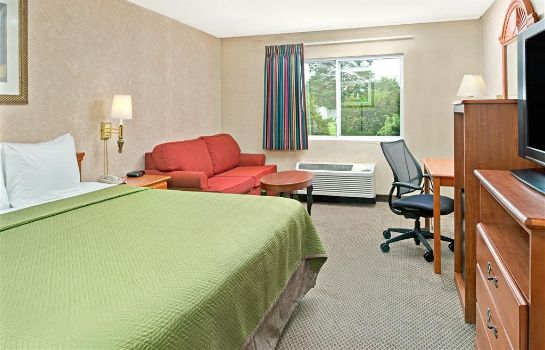 Zimmer Travelodge Lincoln