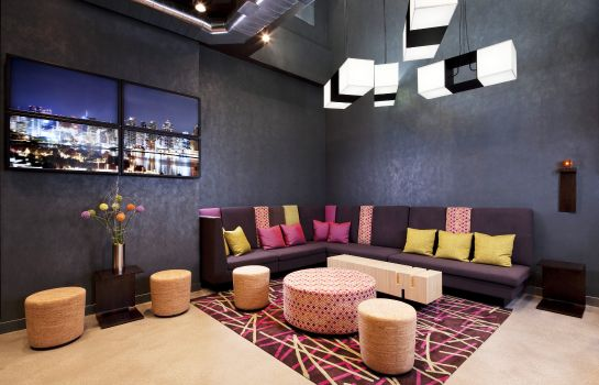 Hotel bar Aloft New York Brooklyn
