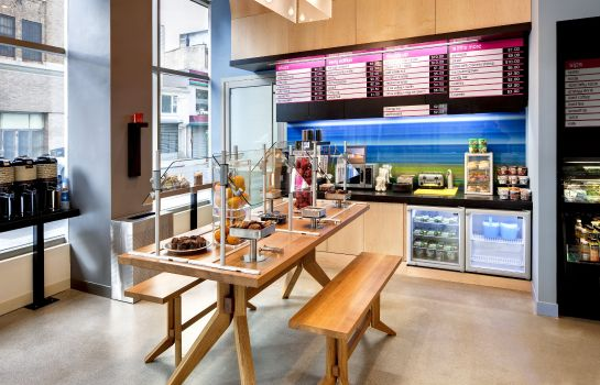 Restaurant Aloft New York Brooklyn