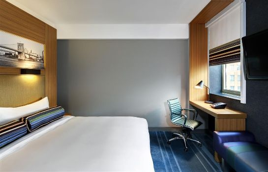 Room Aloft New York Brooklyn