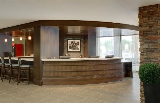 Hotelhalle Four Points by Sheraton Niagara Falls