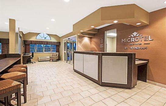 Hotelhalle Microtel Inn and Suites by Wyndham Austin Airport