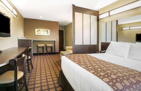 Suite Microtel Inn and Suites by Wyndham Austin Airport