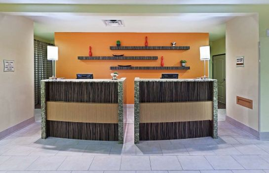 Hotelhalle La Quinta Inn & Suites Dallas Love Field