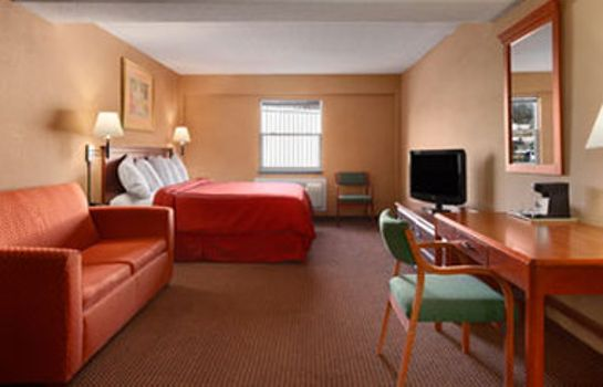 Habitación Days Inn Kansas City
