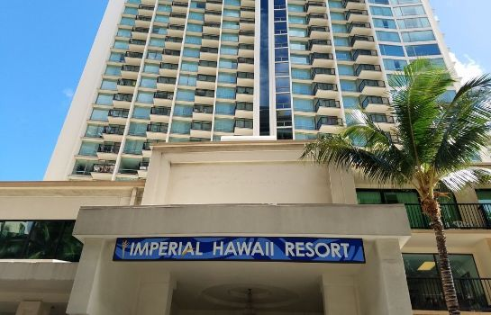 Außenansicht The Imperial Hawaii Resort at Waikiki