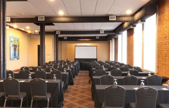 Conference room Wyndham Grand Mining Exchange Wyndham Grand Mining Exchange