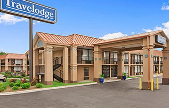 Vista exterior Travelodge Bossier City