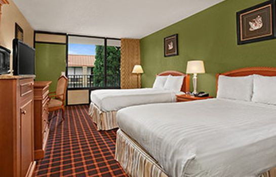 Habitación Travelodge Bossier City