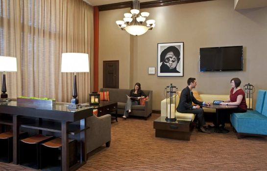 Hotelhalle Hilton Garden Inn Milwaukee Downtown