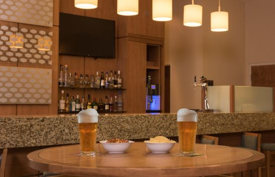 Hotel bar Hampton Inn by Hilton Guadalajara-Expo  Jalisco Mexico