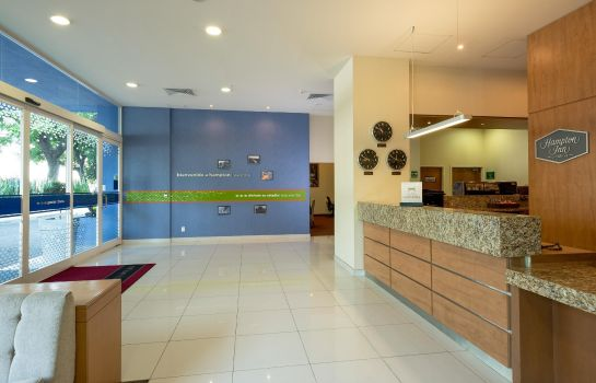Hotelhalle Hampton Inn by Hilton Guadalajara-Expo  Jalisco Mexico