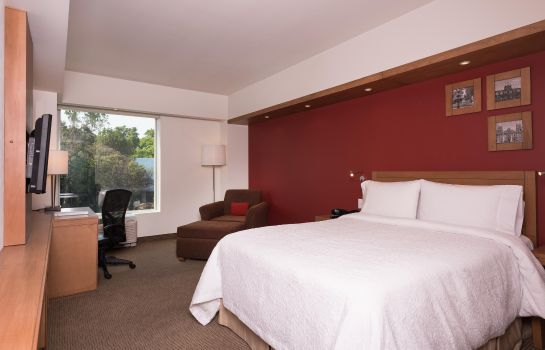Zimmer Hampton Inn by Hilton Guadalajara-Expo  Jalisco Mexico