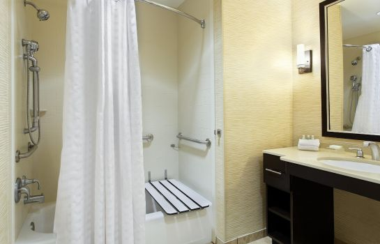 Chambre Homewood Suites Orlando Airport FL