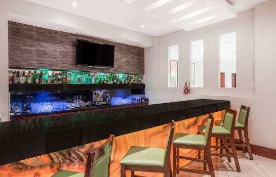 Hotel bar WYNDHAM GARDEN SAN JOSE ESCAZU
