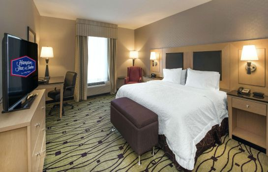 Zimmer Hampton Inn - Suites Raleigh-Crabtree Valley NC