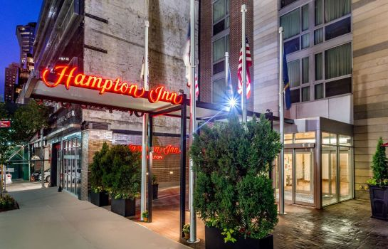 Buitenaanzicht Hampton Inn Manhattan Grand Central NY