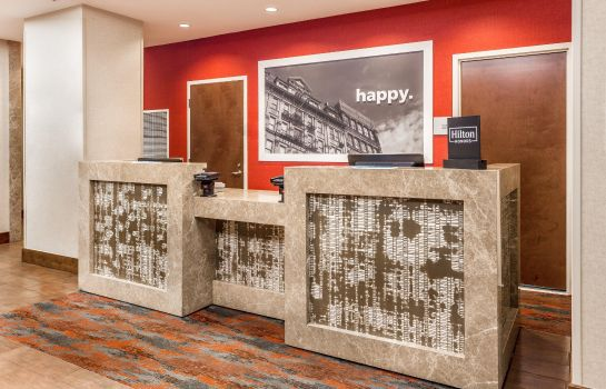 Hotelhalle Hampton Inn Manhattan Grand Central NY