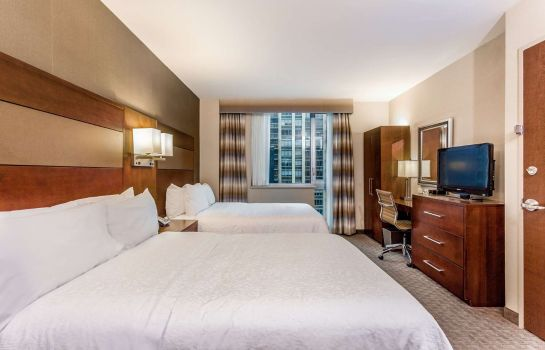 Zimmer Hampton Inn Manhattan Grand Central NY