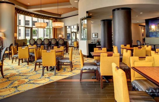 Restaurant Hampton Inn - Suites Baton Rouge LA