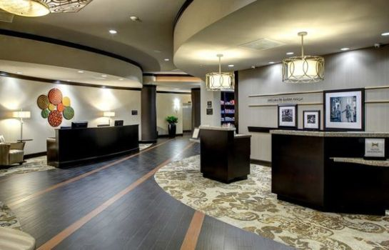 Info Hampton Inn - Suites Baton Rouge LA