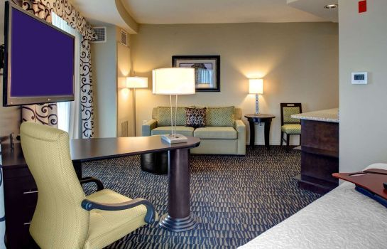 Zimmer Hampton Inn - Suites Baton Rouge LA