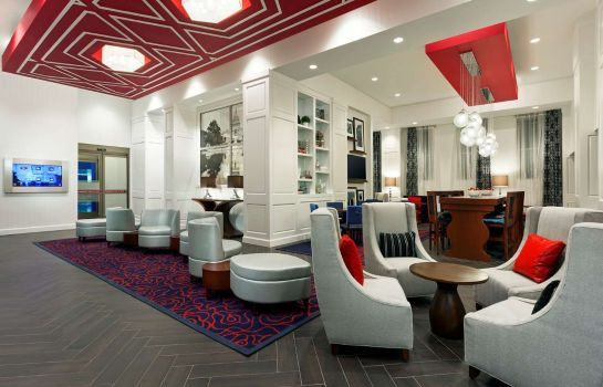 Hotelhalle Hampton Inn Washington DC-White House