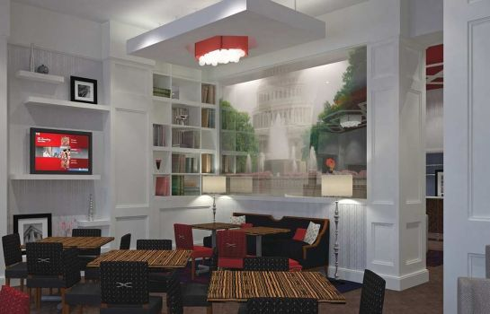 Restaurant Hampton Inn Washington DC-White House