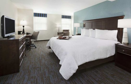 Zimmer Hampton Inn Washington DC-White House