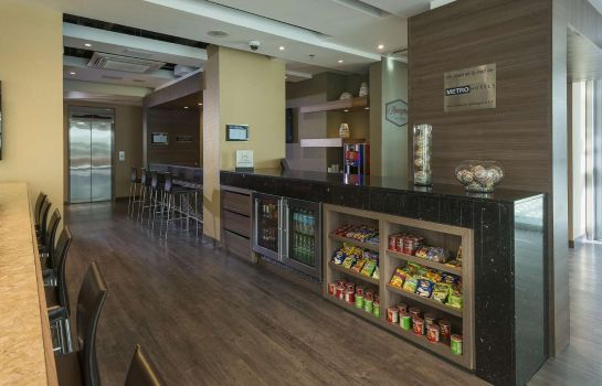 Restaurant Hampton by Hilton Barranquilla Colombia