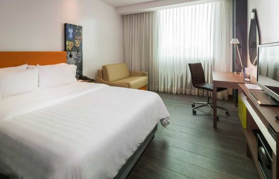 Room Hampton by Hilton Barranquilla Colombia