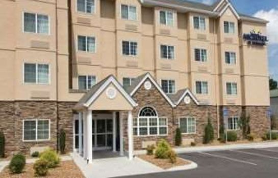 Vista esterna Microtel Inn & Suites by Wyndham Shelbyville