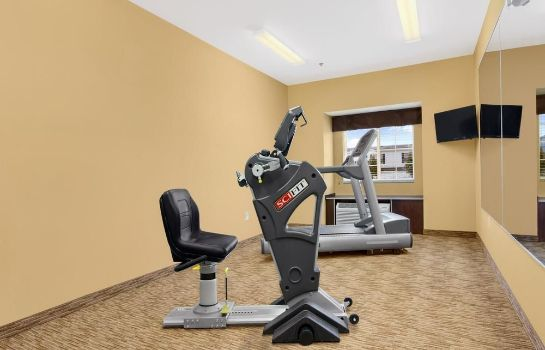 Impianti sportivi Microtel Inn & Suites by Wyndham Shelbyville