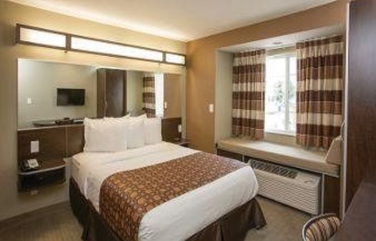 Standardzimmer Microtel Inn & Suites by Wyndham Shelbyville
