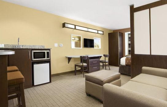Pokój standardowy Microtel Inn & Suites by Wyndham Shelbyville