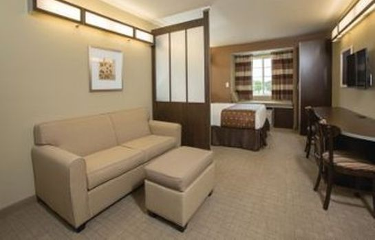 Zimmer Microtel Inn & Suites by Wyndham Shelbyville