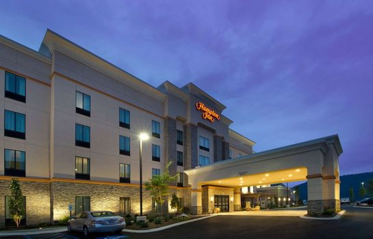Außenansicht Hampton Inn Chattanooga West-Lookout Mountain TN