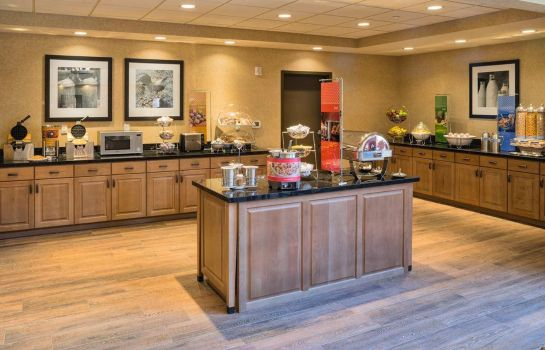 Restaurant Hampton Inn - Suites Springdale-Zion National Park UT