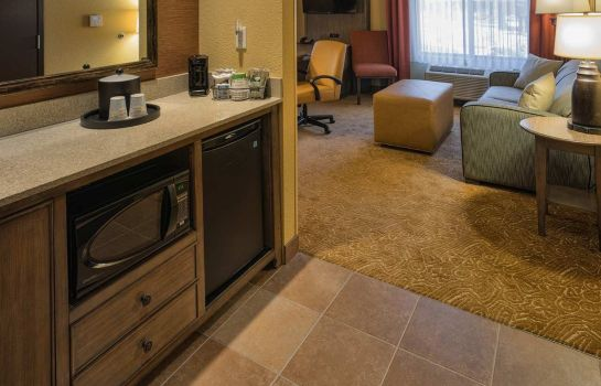 Suite Hampton Inn - Suites Springdale-Zion National Park UT