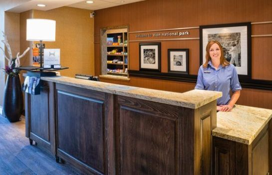 Info Hampton Inn - Suites Springdale-Zion National Park UT