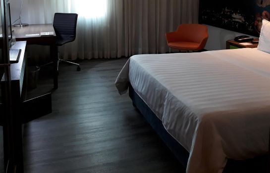Zimmer Hampton by Hilton Cartagena Colombia