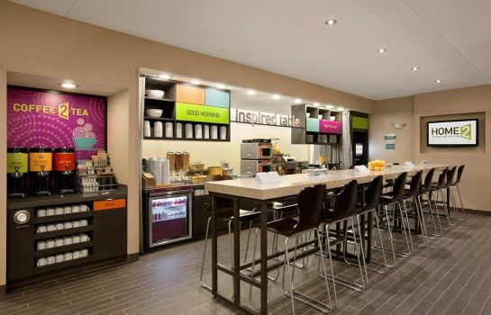 Restaurant Home2 Suites by Hilton Nashville-Airport TN