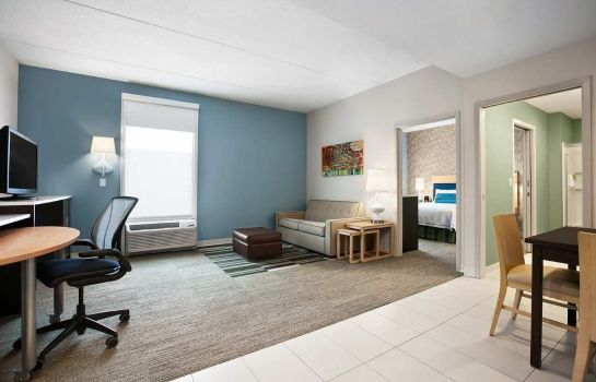 Suite Home2 Suites by Hilton Nashville-Airport TN