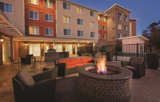 Restaurant Residence Inn Greenville