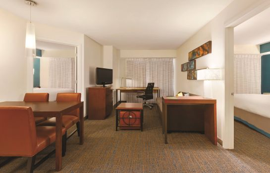 Suite Residence Inn Greenville
