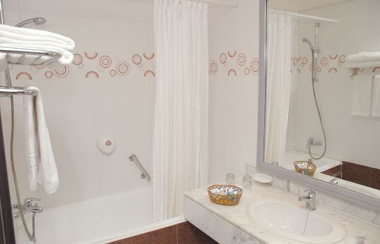 Cuarto de baño Riadh Palms - Family and Couples Only